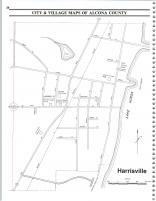 Map Image 023, Alcona County 1995